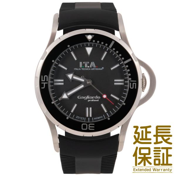 I.T.A アイ・ティー・エー 腕時計 240105S メンズ Gagliardo Profondo 2019 ガリアルド・プロフォンド クオーツ