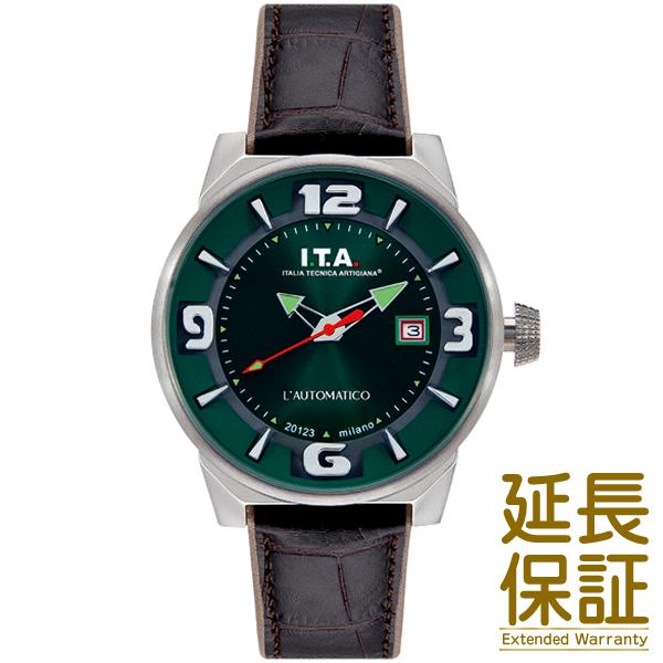 I.T.A アイ・ティー・エー 腕時計 260002 メンズ L'Automatico オートマティコ 自動巻き