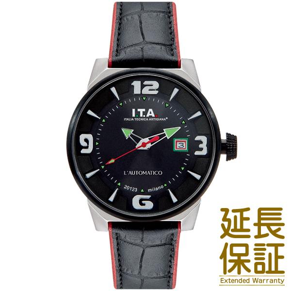 I.T.A アイ・ティー・エー 腕時計 260004 メンズ L'Automatico オートマティコ 自動巻き