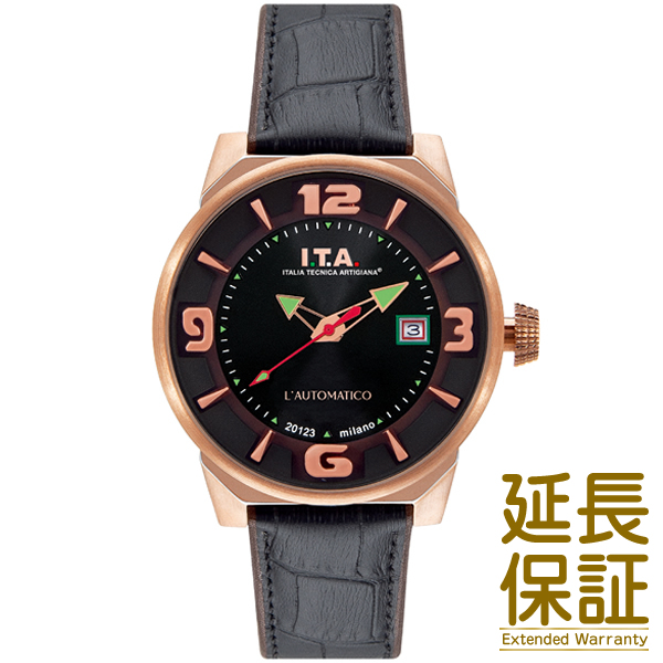 I.T.A アイ・ティー・エー 腕時計 260005 メンズ L'Automatico オートマティコ 自動巻き