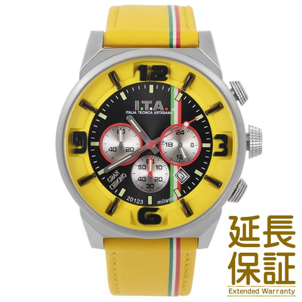 I.T.A アイ・ティー・エー 腕時計 270003 メンズ GRAN CHRONO グラン クロノ ジャッロ 日本限定 クオーツ