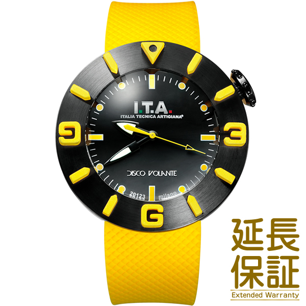 I.T.A アイ・ティー・エー 腕時計 310003 メンズ Disco Volante ディスコ・ボランテ クオーツ