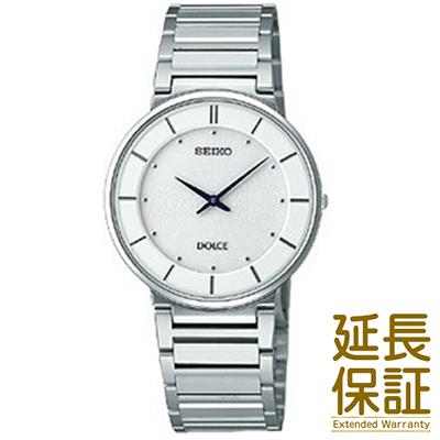 【国内正規品】SEIKO セイコー 腕時計 SACK015 メンズ DOLCE&XCELINE ドルチェ&エクセリーヌ ペアウォッチ クオーツ