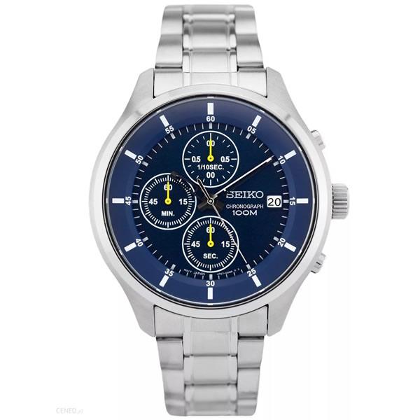 【並行輸入品】海外SEIKO 海外セイコー 腕時計 SKS537P1 メンズ クロノグラフ クオーツ