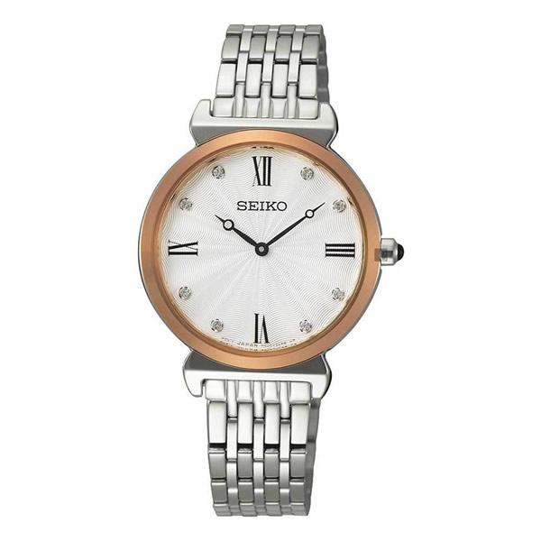 【並行輸入品】海外SEIKO 海外セイコー 腕時計 SFQ798P1 レディース クオーツ