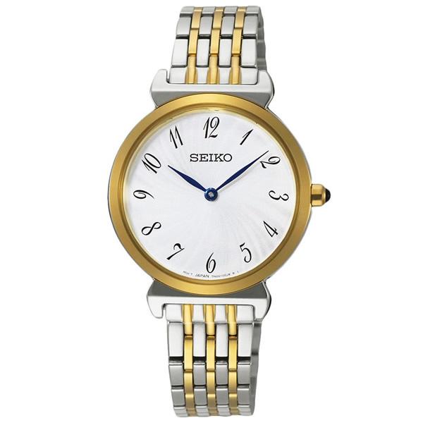 【並行輸入品】海外SEIKO 海外セイコー 腕時計 SFQ800P1 レディース クオーツ