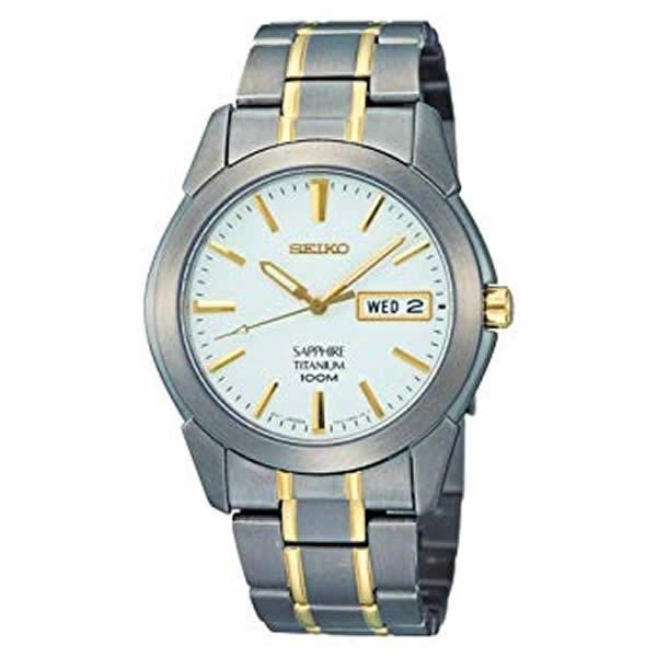【並行輸入品】海外SEIKO 海外セイコー 腕時計 SGG733P1 メンズ クオーツ