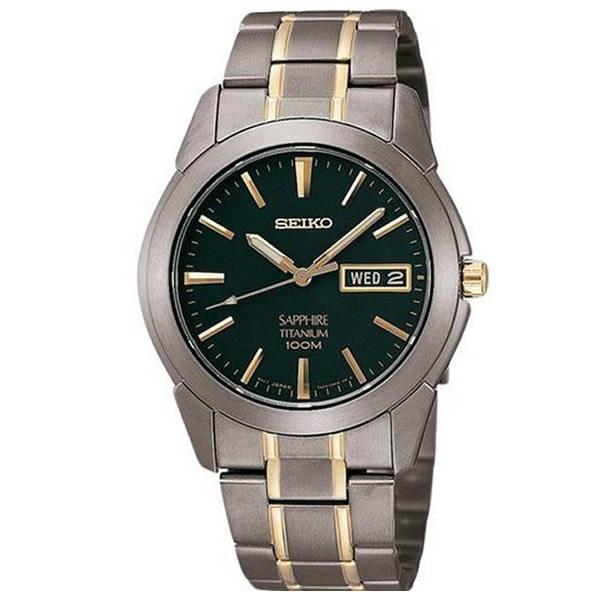 【並行輸入品】海外SEIKO 海外セイコー 腕時計 SGG735P1 メンズ クオーツ