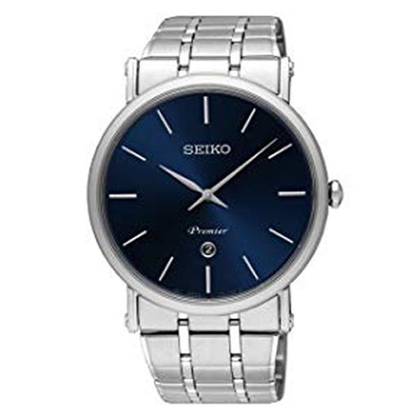 【並行輸入品】海外SEIKO 海外セイコー 腕時計 SKP399P1 メンズ Premier プルミエ クオーツ