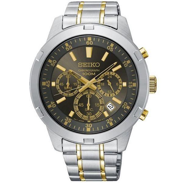 【並行輸入品】海外SEIKO 海外セイコー 腕時計 SKS609P1 メンズ クロノグラフ