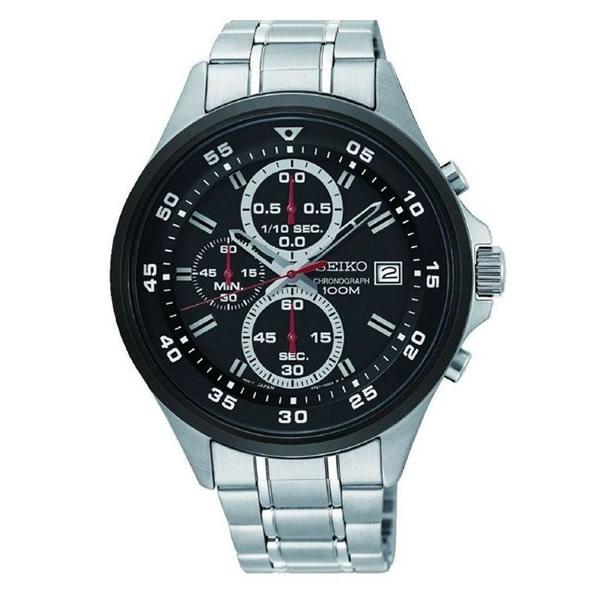 【並行輸入品】海外SEIKO 海外セイコー 腕時計 SKS633P1 メンズ クロノグラフ