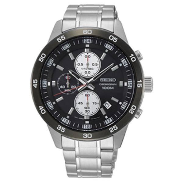 【並行輸入品】海外SEIKO 海外セイコー 腕時計 SKS647P1 メンズ クロノグラフ