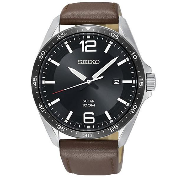 【並行輸入品】海外SEIKO 海外セイコー 腕時計 SNE487P1 メンズ ソーラー