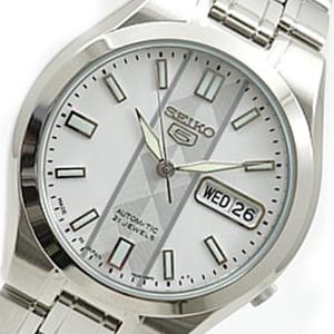【並行輸入品】海外セイコー 海外SEIKO 腕時計 SNKG31J1 メンズ SEIKO5 セイコー5 文字盤カラー シルバー