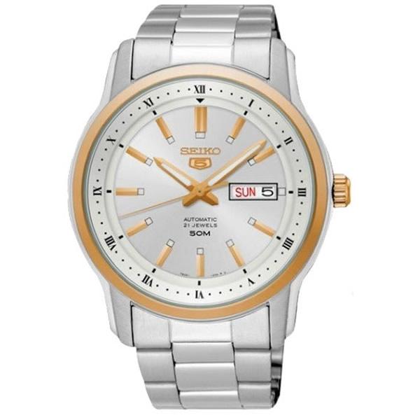 【並行輸入品】海外SEIKO 海外セイコー 腕時計 SNKP12J1 メンズ SEIKO5 セイコー5 自動巻き