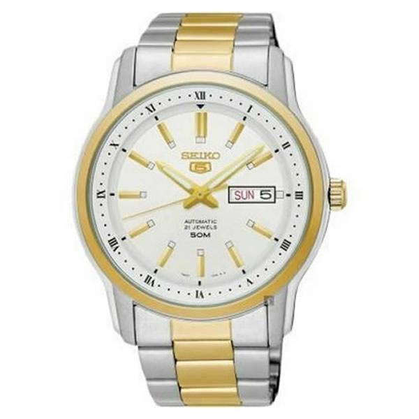【並行輸入品】海外SEIKO 海外セイコー 腕時計 SNKP14J1 メンズ SEIKO5 セイコー5 自動巻き