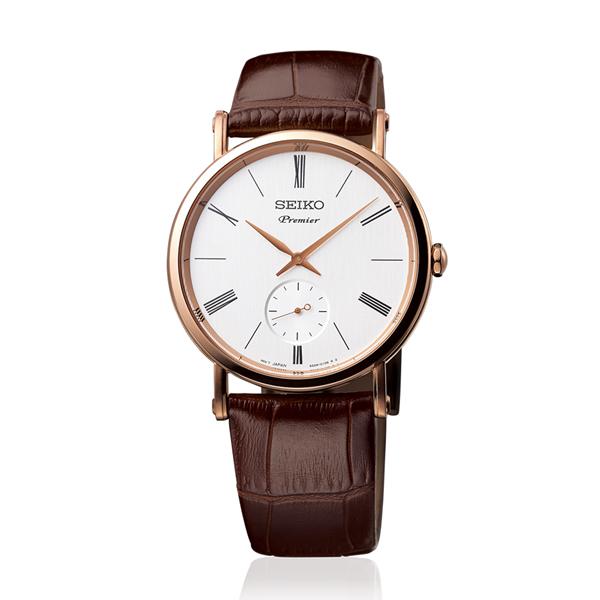【並行輸入品】海外SEIKO 海外セイコー 腕時計 SRK038P1 メンズ Premier プルミエ クオーツ