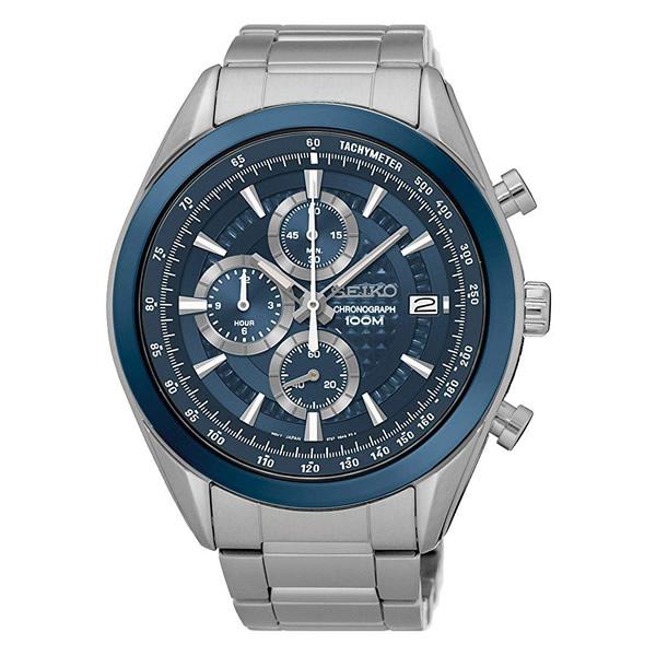 【並行輸入品】海外SEIKO 海外セイコー 腕時計 SSB177P1 メンズ クロノグラフ クオーツ