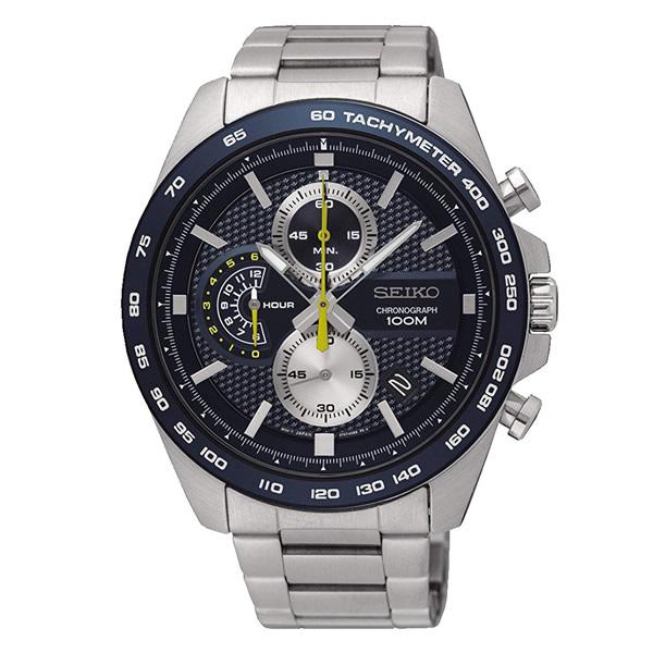 【並行輸入品】海外SEIKO 海外セイコー 腕時計 SSB259P1 メンズ クロノグラフ クオーツ