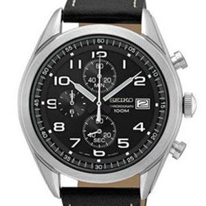 【並行輸入品】海外セイコー 海外SEIKO 腕時計 SSB271P1 メンズ クロノグラフ クオーツ