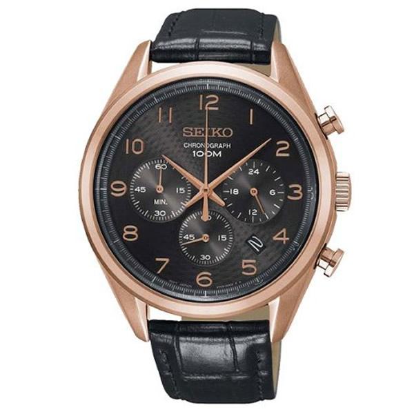 【並行輸入品】海外SEIKO 海外セイコー 腕時計 SSB296P1 メンズ クロノグラフ