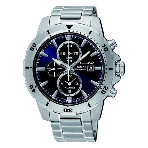 【並行輸入品】海外SEIKO 海外セイコー 腕時計 SSC555P1 メンズ クロノグラフ ソーラー