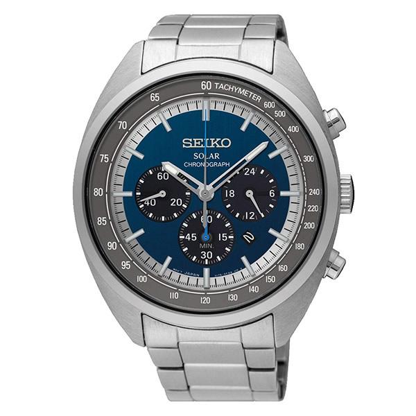 【並行輸入品】海外SEIKO 海外セイコー 腕時計 SSC619P1 メンズ クロノグラフ ソーラー