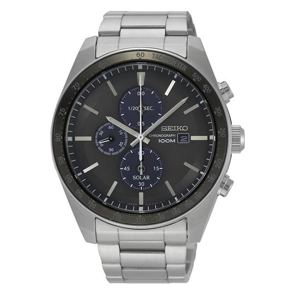 【並行輸入品】海外SEIKO 海外セイコー 腕時計 SSC715P1 メンズ クロノグラフ ソーラー