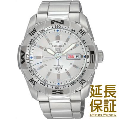 【レビュー記入確認後10年保証】【正規品】海外SEIKO 海外セイコー 腕時計 SNZJ03JC メンズ SEIKO5 SPORTS(セイコー5スポーツ)自動巻き