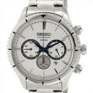 【並行輸入品】海外セイコー 海外SEIKO 腕時計 SRW033P メンズ Chronograph クロノグラフ