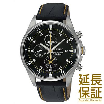 【国内正規品】海外SEIKO 海外セイコー 腕時計 SNDC89P2 メンズ クロノグラフ SNDC89PD