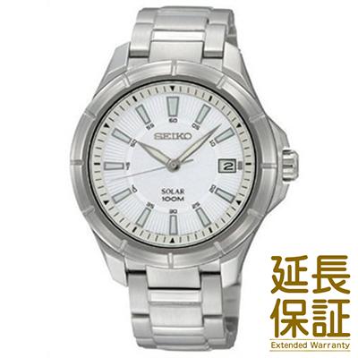 【国内正規品】海外SEIKO 海外セイコー 腕時計 SNE077J1 メンズ ソーラー SZEV001