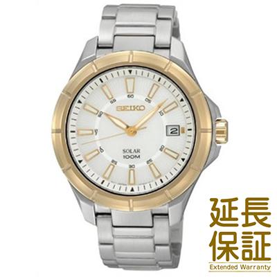 【国内正規品】海外SEIKO 海外セイコー 腕時計 SNE084J1 メンズ ソーラー SZEV003