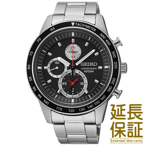 【国内正規品】海外SEIKO 海外セイコー 腕時計 SNDD85P1 メンズ クロノグラフ SNDD85PC