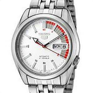 【並行輸入品】海外セイコー 海外SEIKO 腕時計 SNK369J1 メンズ SEIKO5 セイコー5 自動巻き SNK369JC