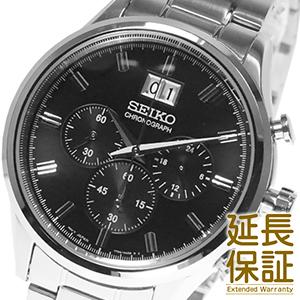 【並行輸入品】海外セイコー 海外SEIKO 腕時計 SPC083P1 メンズ Chronograph クロノグラフ