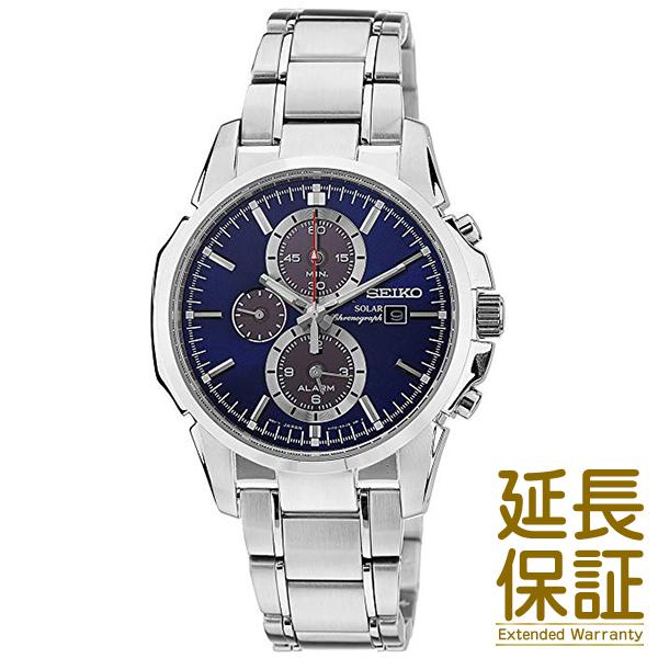 【国内正規品】海外SEIKO 海外セイコー 腕時計 SSC085P1 メンズ クロノグラフ