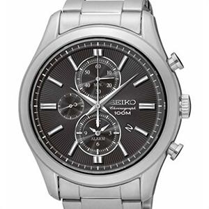 【並行輸入品】海外セイコー 海外SEIKO 腕時計 SNAF67P1 メンズ クロノグラフ