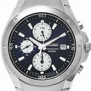 【並行輸入品】海外セイコー 海外SEIKO 腕時計 SND777P メンズ Chronograph クロノグラフ