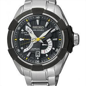 【並行輸入品】海外セイコー 海外SEIKO 腕時計 SRH015P1 メンズ VELATURA ベラチュラ