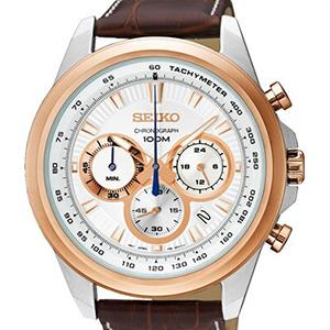 【並行輸入品】海外セイコー 海外SEIKO 腕時計 SSB250P1 メンズ クロノグラフ