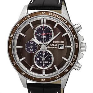 【並行輸入品】海外セイコー 海外SEIKO 腕時計 SSC503P1 メンズ クロノグラフ ソーラー