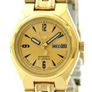 【並行輸入品】海外セイコー 海外SEIKO 腕時計 SYMA24J レディース SEIKO 5 セイコーファイブ