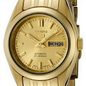 【並行輸入品】海外セイコー 海外SEIKO 腕時計 SYMA38K1 レディース SEIKO5 セイコーファイブ 自動巻き