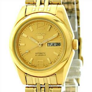 【並行輸入品】海外セイコー 海外SEIKO 腕時計 SYMA60J1 レディース SEIKO5 セイコーファイブ 自動巻き