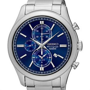 【並行輸入品】海外セイコー 海外SEIKO 腕時計 SNAF65P1 メンズ クロノグラフ