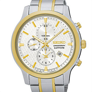 【並行輸入品】海外セイコー 海外SEIKO 腕時計 SNDG68P1 メンズ クロノグラフ
