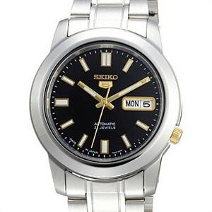 【並行輸入品】海外セイコー 海外SEIKO 腕時計 SNKK17J1 メンズ SEIKO 5 自動巻き