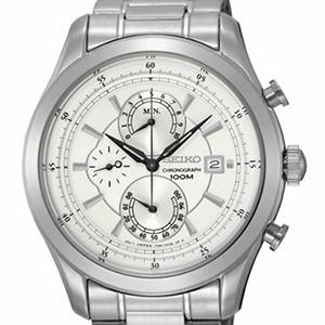 【並行輸入品】海外セイコー 海外SEIKO 腕時計 SPC163P1 メンズ クロノグラフ