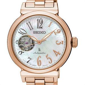 【並行輸入品】海外セイコー 海外SEIKO 腕時計 SSA836J1 レディース LUKIA ルキア 自動巻き